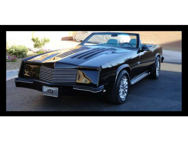 Image 1 of Cadillac: Eldorado Black…