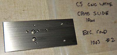Emco Compact 5 Cnc Lathe Cross Slide Table 1003 2