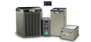 High Efficiency Furnace Season Promotion From $1599 installed
