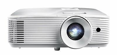 Optoma - HD27HDR 1080p DLP Projector with High Dynamic Range - White