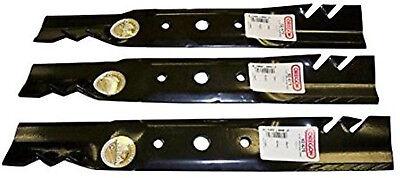 3 Oregon Gator Mulching Blades for 48
