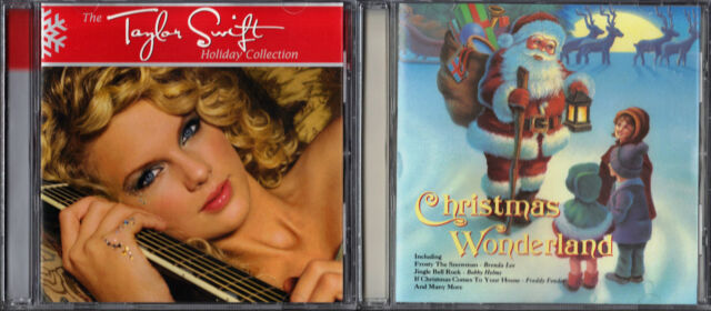 The Taylor Swift Holiday Collection by Taylor Swift (CD) & Christmas Wonderland