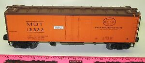 Lionel-New-6-17338-Merchants-Dispatch-Transit-steel-sided-reefer-12322