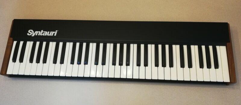 Vintage 61 Key Alpha Syntauri Keyboard in Mint Condition AlphaSyntauri