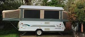 Jayco Swan Camper Van - great for families! Wangaratta Wangaratta Area Preview