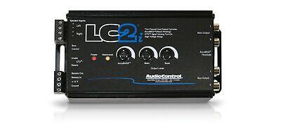 AudioControl LC2i 2 Channel Line Out Converter w/ AccuBASS & Subwoofer Control