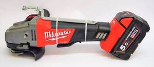 Milwaukee 18V 125mm Angle Grinder M18 Fuel CAG125XPD #777987 Ipswich Ipswich City Preview