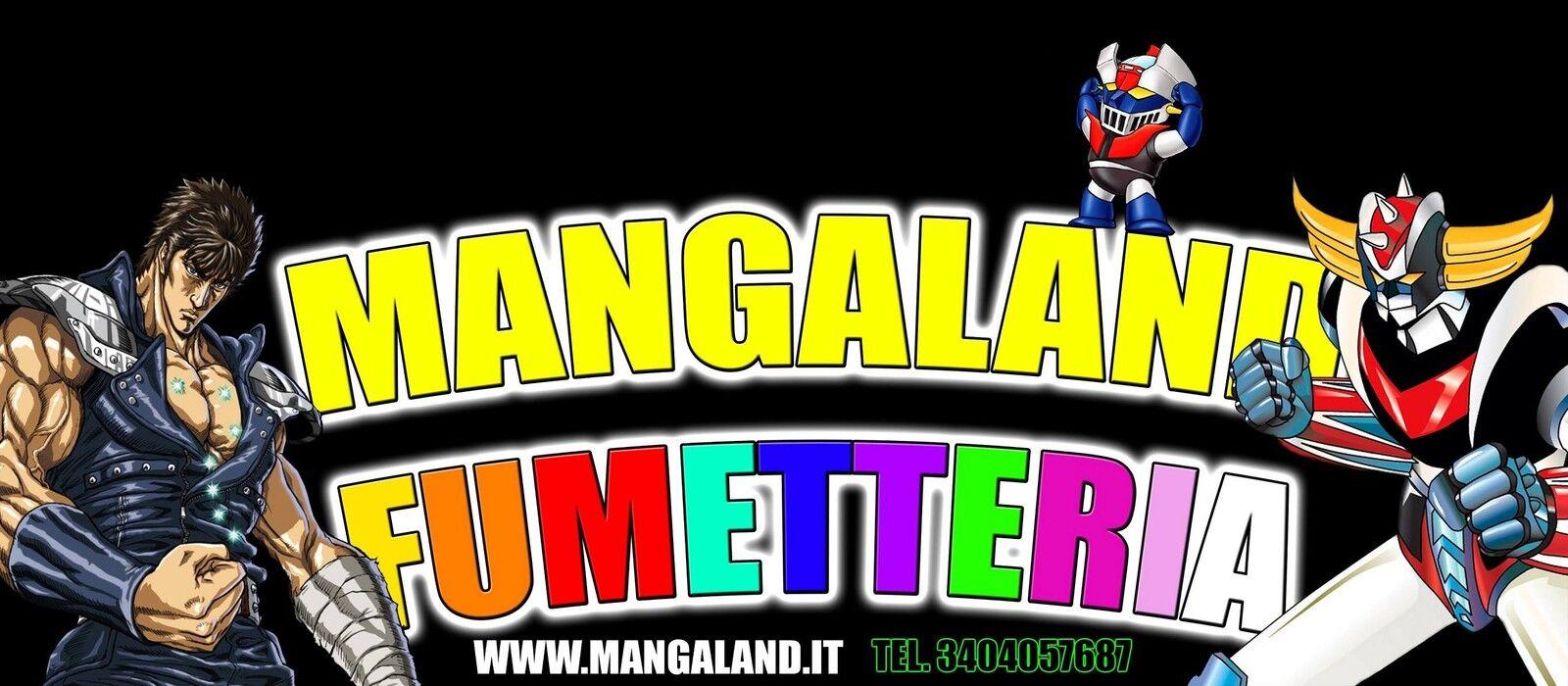 MANGALAND FUMETTERIA