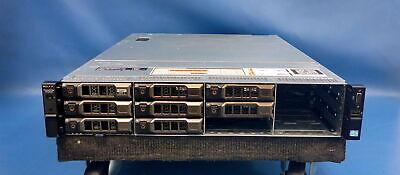 Dell PowerEdge R720xd 2x Intel Xeon E5-2630v2 128GB RAM 7x 3TB 6GBps HDDs H310