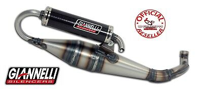 YAMAHA AEROX 50 95/11 EXHAUST GIANNELLI SHOT V4 31601V4 for sale  Shipping to Ireland