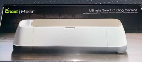 Cricut Maker Ultimate Smart Cutting Machine  in Champagne