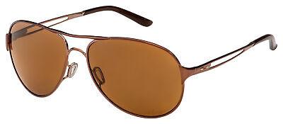 Oakley Caveat Womens Sunglasses OO4054-05 Brunette | Bronze Polarized (Oakley Ladies Polarized Sunglasses)