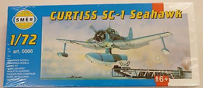 Smer 1/72 Curtiss SC-1 Seahawk Model Kit