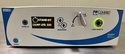 Conmed Linvatec Xenon 300 Watt Light Source