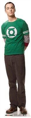 Big Bang Theory Halloween Sheldon (Dr Sheldon Cooper (Jim Parsons) Mini Cardboard Cutout / Standup Big Bang)