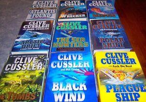 PATTERSON- CUSSLER BOOKS Kingston Kingston Area image 3
