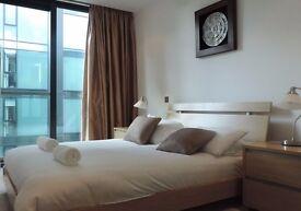 Bright & Modern One Bedroom Apartment on Edinburgh's luxury Quartermile (27)