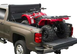 Chevy Silverado & GMC Sierra 5.8ft Bed Extang eMax Soft Folding Tonneau Cover | Pickup Today by Appointment Only