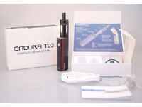 Endura T22 complete vaping system