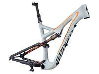 Wanted medium bike frame decent one