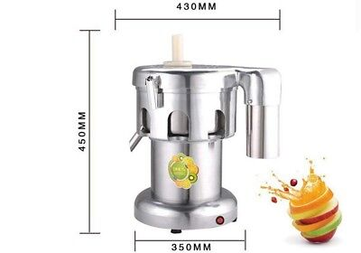 Wf-a2000 Commercial Stainless Steel Automatic Juicer