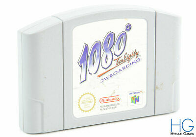 1080 Snowboarding - N64 Nintendo 64 Retro Game Cartridge PAL [6]