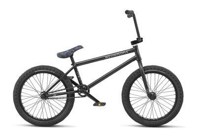 59c3bdf0542 WE THE PEOPLE 2019 CRYSIS 20.5 MATTE BLACK COMPLETE BMX BIKE 20.5