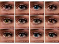 Freshlook contact lenses for sale!!!