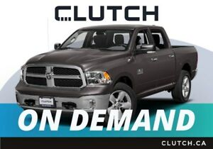 2018 Ram 1500 – Available On Demand