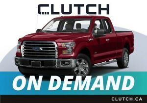 2018 Ford F-150 — Available on Demand