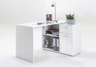 Eckschreibtisch Computer Schreibtisch Winkel Büro Pc