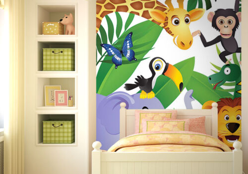 Wall mural photo wallpaper for baby