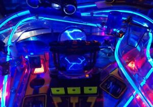 Stern Pinball Plasma Mod TRON
