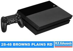 PlayStation 4 with Warranty - Ex-Rental - Christmas Sale Browns Plains Logan Area Preview