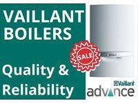 VAILLANT - Unbeatable Value Boiler Replacement Deals / Installation / Repair & Service / Gas Safe