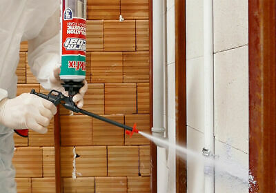Akfix Teflon Red Spray Foam Applicator Gun High Quality