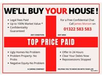 Do You Need To Sell Your House Today? We'll Buy Your House!