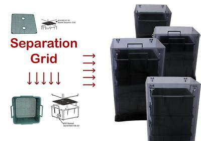 API Rena Filstar XP Media Basket Separation grid (2pk) Fits All Versions Filstar