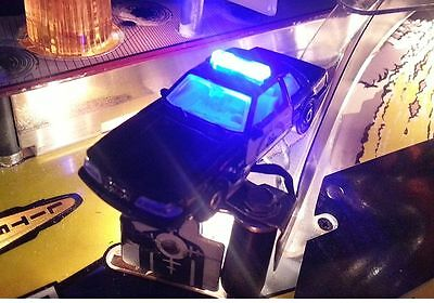 Dirty Harry Pinball Police car mod