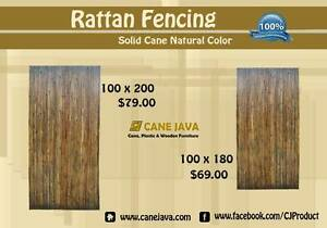 RATTAN FENCING_NATURAL STRONGER THAN BAMBOO FENCING Dandenong South Greater Dandenong Preview