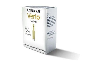 ONETOUCH VERIO LIFESCAN-- Strisce per Test della Glicemia da 25 Pz. - ONE TOUCH