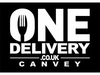 Food Delivery Franchise - One Delivery Canvey - KFC & McDonald's delivery - no upfront costs!