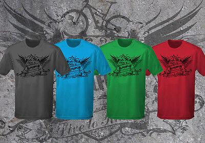 Ride Print Jersey - Mountain Bike T-shirt - live to ride print - wicking, performance top, sports