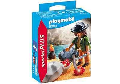 Playmobil 5384 Oeste, Buscador de Tesoros Special Plus, Western