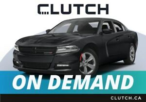 2017 Dodge Charger – Available On Demand