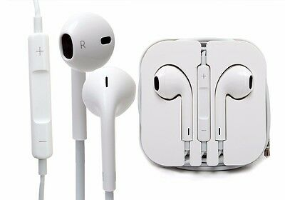 AURICULARES original EARPODS DE APPLE  MD827ZM/A IPHONE 5G,6G,6S envio 24/48h