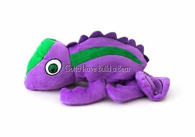 Hatchables Interactive Hide   Seek Puzzle Plush Dog Toy Chameleon   Hides Treats