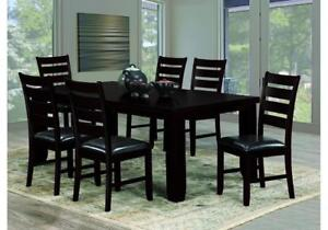 BEAUTIFUL DINING TABLE AND CHAIRS SET SALE  , ONTARIO (BD-118)