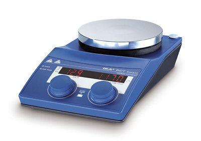 Ika Rct Basic Hotplate Stirrer 1500 Rpm 310c 20 L Capacity 115v 3810001