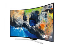 "Samsung 49"" Curved UHD 4k Ultra HD HDR Smart TV UE49MU6220K"
